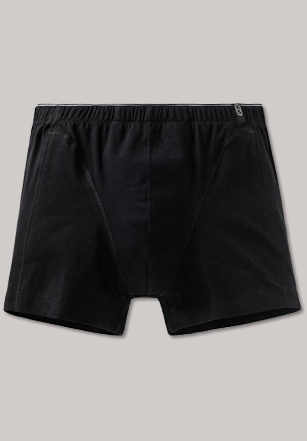 Schiesser 95/5 short zwart